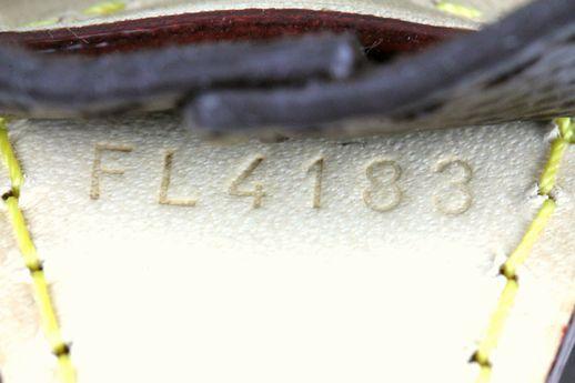 未使用品 LOUIS VUITTON ルイ ヴィトン NN14 PM マークジェイコブスのラストディレクション 2014年春夏コレクション M94600 ポーチ カデナ_画像7