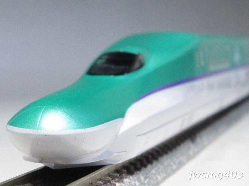 中古 Tomix JR H5系 北海道新幹線(はやぶさ)セット(10両)【限定品】[98945]