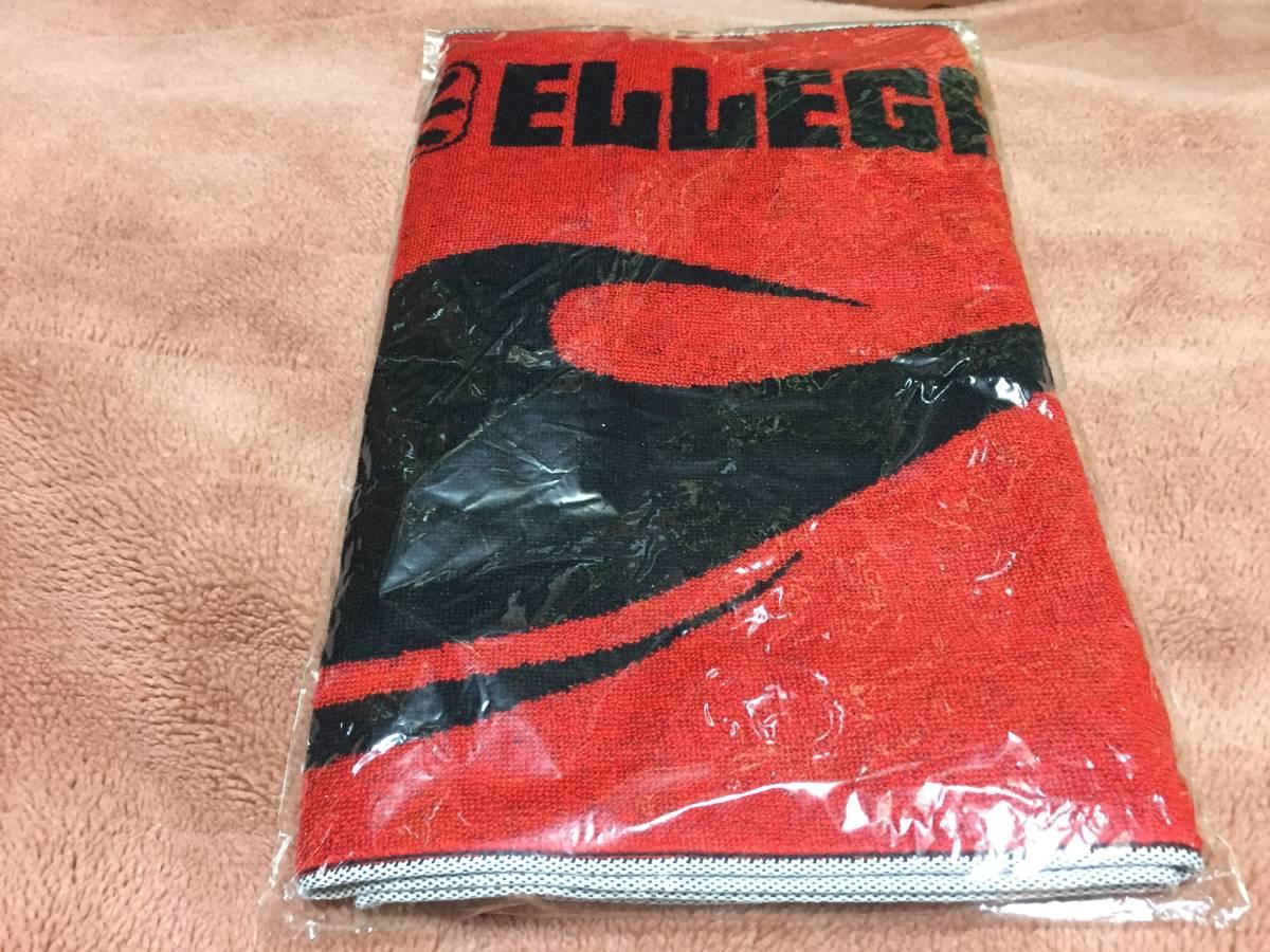 エルレガーデン 貴重 2006ツアースポーツタオル 新品