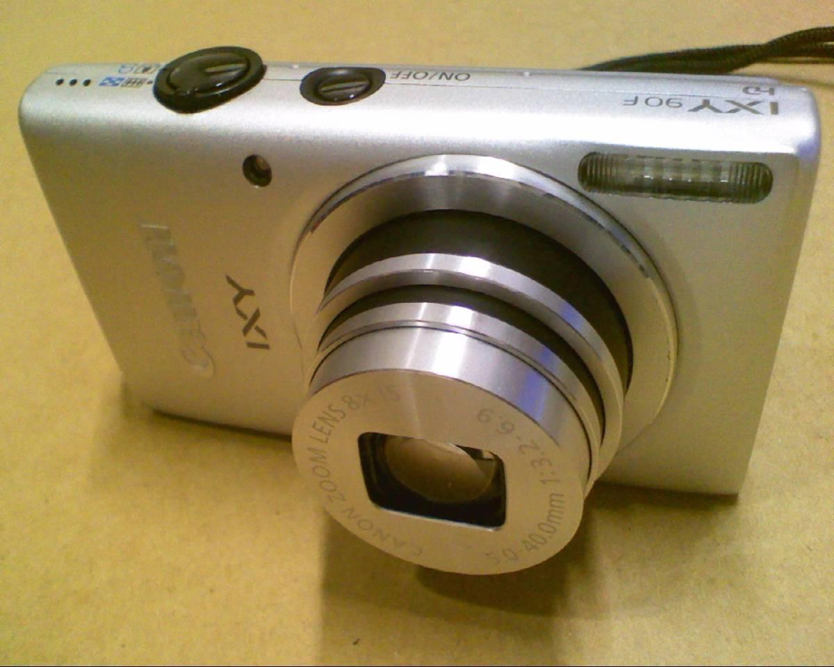 Canon IXY 90Fコンパクトデジタルカメラ-SL