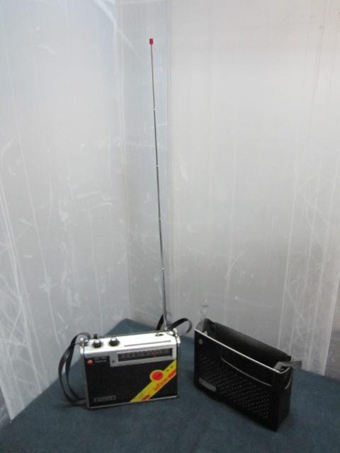 SONY ソニー ICF-5200 ソリッド ステート NEW action FM/AM ラジオ_画像2