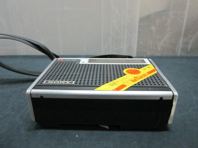 SONY ソニー ICF-5200 ソリッド ステート NEW action FM/AM ラジオ_画像6