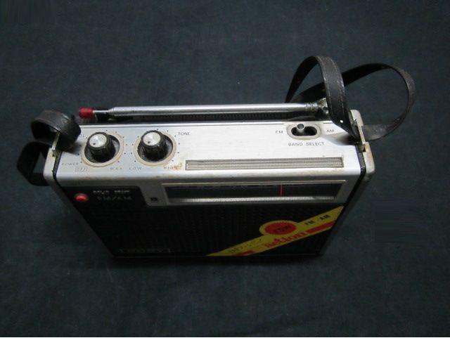 SONY ソニー ICF-5200 ソリッド ステート NEW action FM/AM ラジオ_画像5