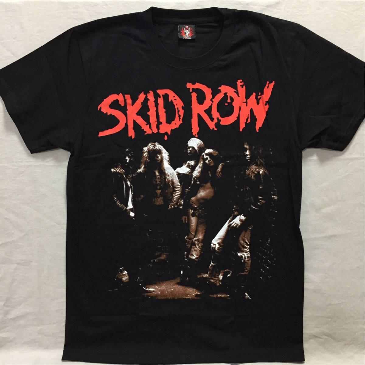 バンドTシャツ スキッド ロー(SKID ROW) 新品L