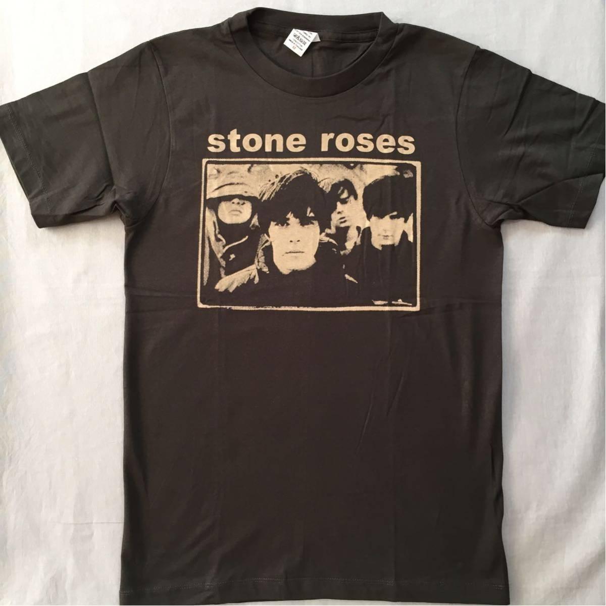 バンドTシャツ ストーン ローゼズ(STONE ROSES) 新品 M