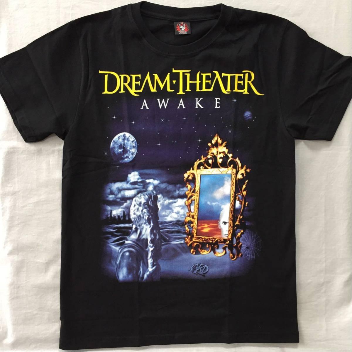バンドTシャツ ドリームシアター(DREAM THEATE R) 新品 M