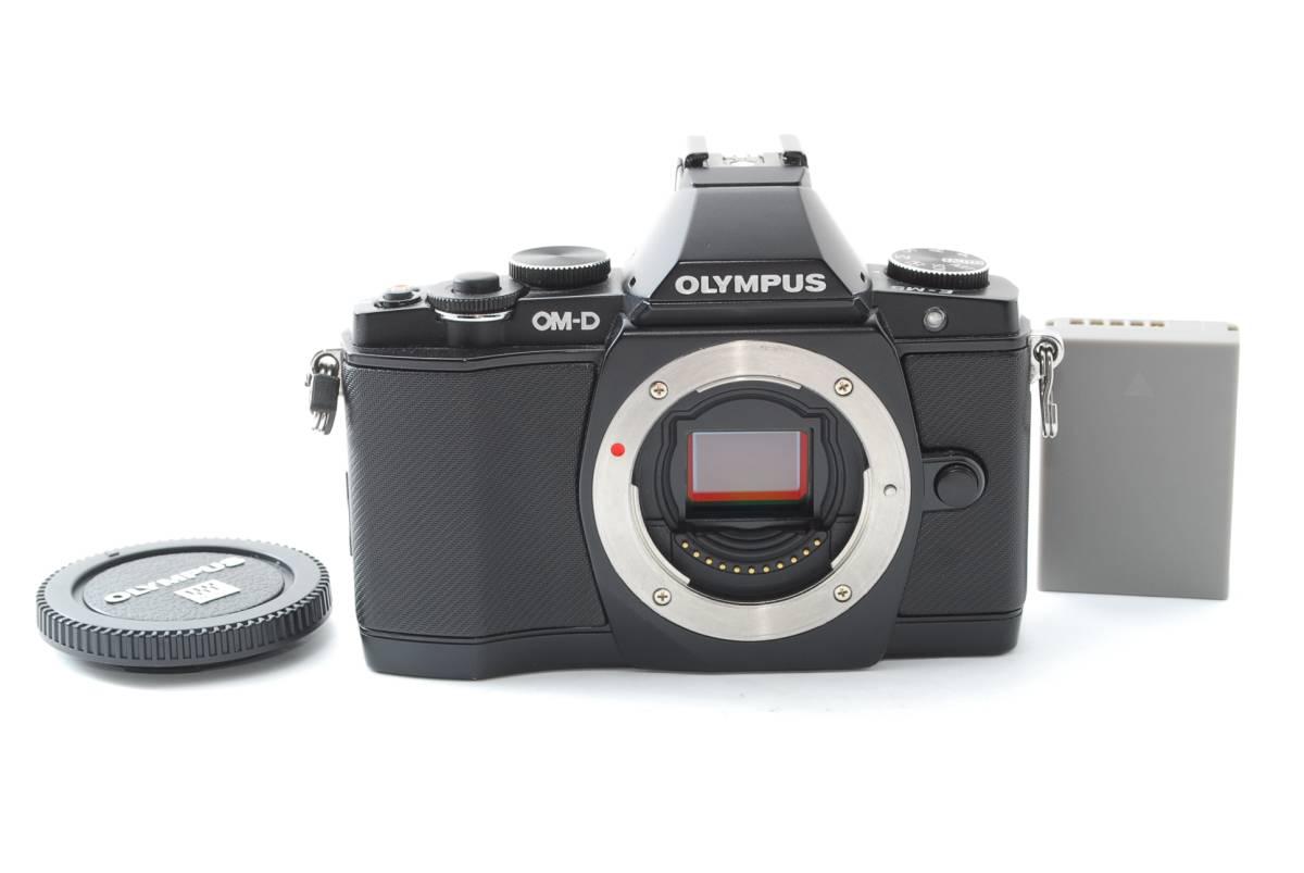 オリンパス OLYMPUS OM-D E-M5 ボディ #2137
