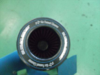 希少 スズキスポーツ エアファンネルクリーナー MF21S MRワゴンスポーツ HA22Sアルトワークス_画像6