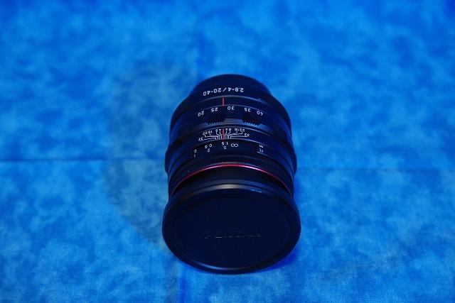PENTAX HD DA20-40mm F2.8ED Limited DC WR(ブラック)美品