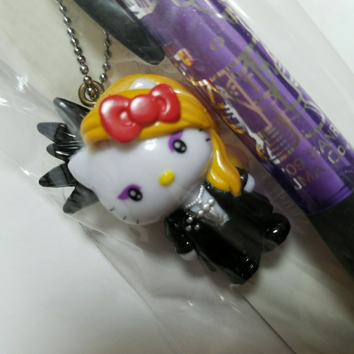 【激レア☆コラボ☆yoshikitty】キティ シャーペン ライブグッズの画像