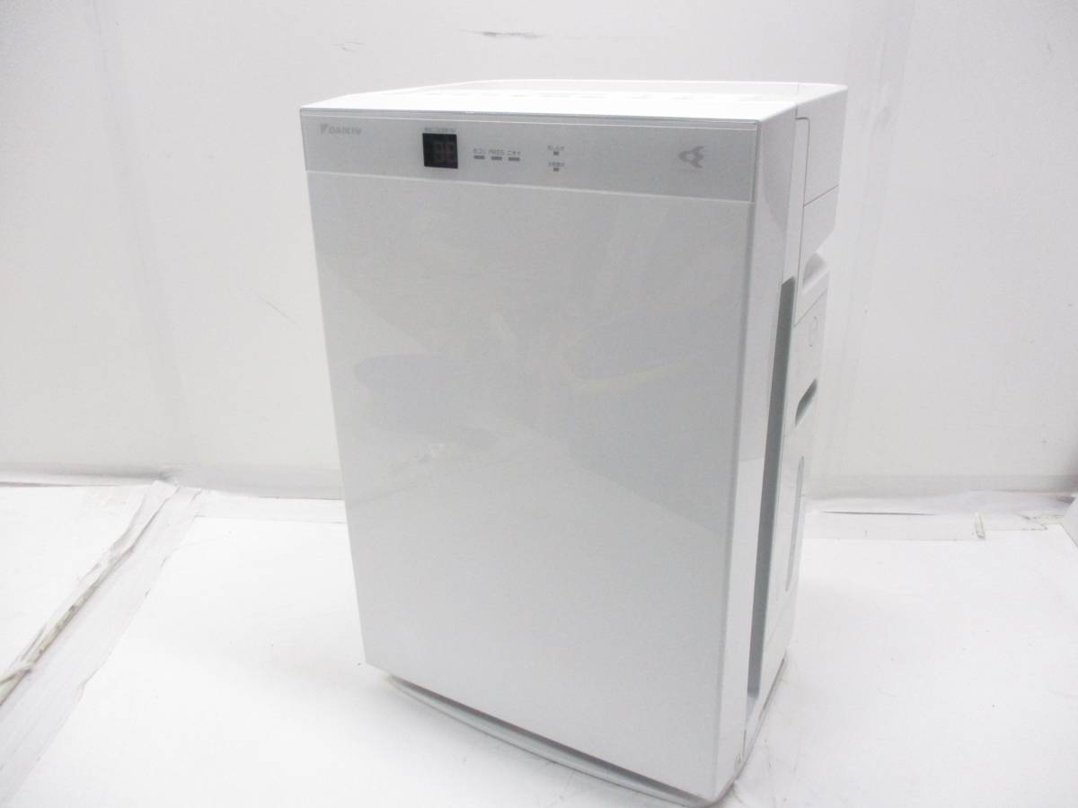 6○DAIKIN ダイキン 加湿ストリーマ空気清浄機 MCK70T 16年製○