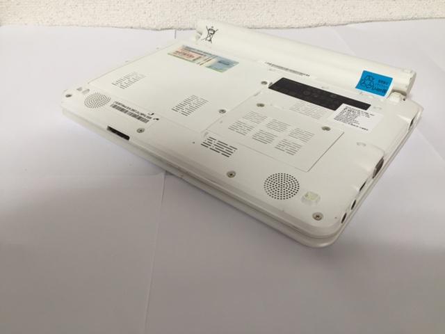 Lenovo IdeaPad S10-2 ホワイト Windows10 @動作品@ ジャンク ノート ノートパソコン_画像3