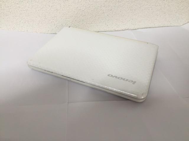 Lenovo IdeaPad S10-2 ホワイト Windows10 @動作品@ ジャンク ノート ノートパソコン_画像4