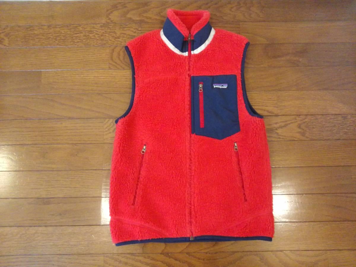 美品 パタゴニア classic retro x vest xs レ ヤフオク