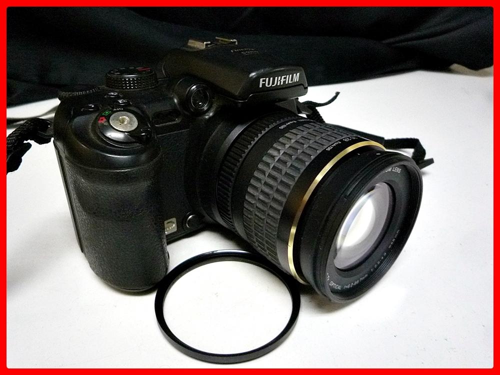 ▼FUJIFILM デジカメ FinePix S9100 555円スタート最落なし