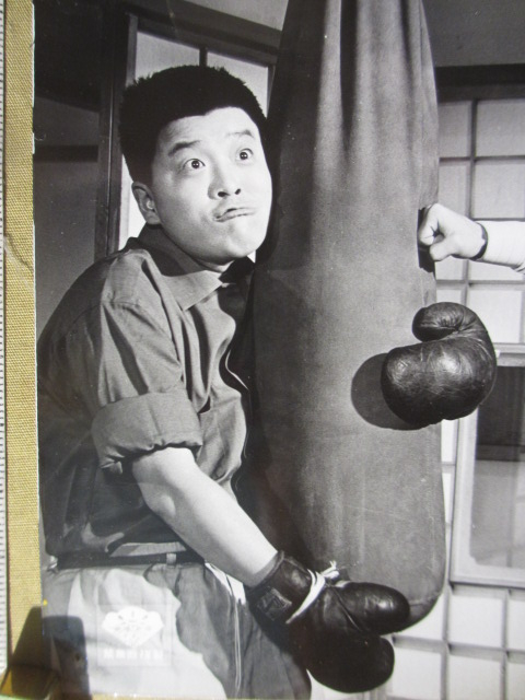 希少品 古い 1962年 松竹映画 スチール写真 「九ちゃん音頭」その2  出演:坂本九、桑野みゆき、森山加代子、水木涼子、渡辺ともこ、他 _画像2