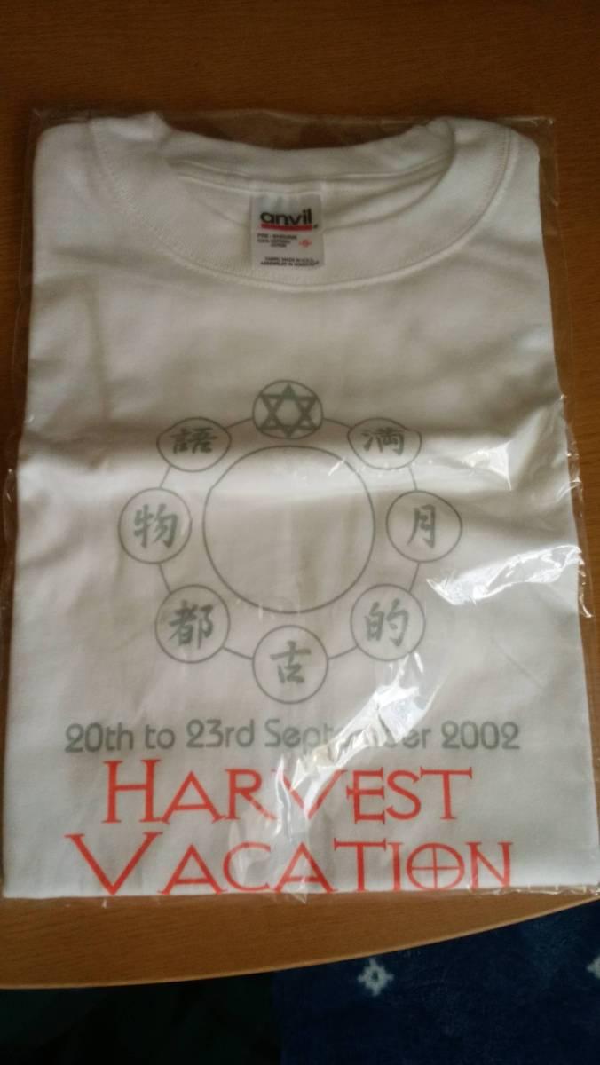 細坪基佳☆2002年ファンクラブ京都ツアー Tシャツ
