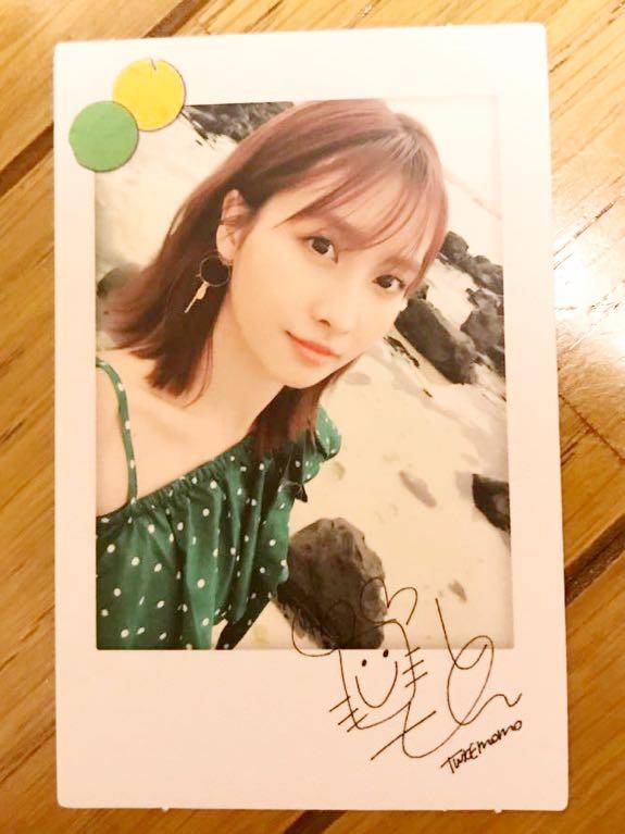 [美品]TWICE モモ Twicetagram フォトカード/トレカ