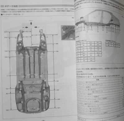 【即決】構造調査シリーズ/トヨタ プリウスPHV ZVW52系 j-792_画像3