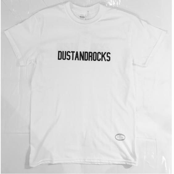 【新品未使用】 tangtang × dust and rocks Tシャツ ステッカー2枚オマケ付き 古市コータロー コレクターズ ダストアンドロックス