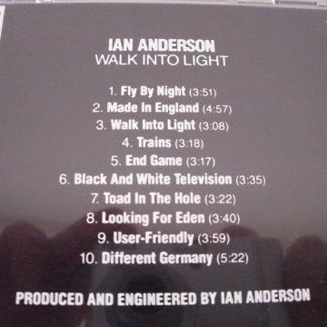 イアン・アンダーソン/Walk Into Light(Ian Anderson、ジェスロ・タル、Jethro Tull)