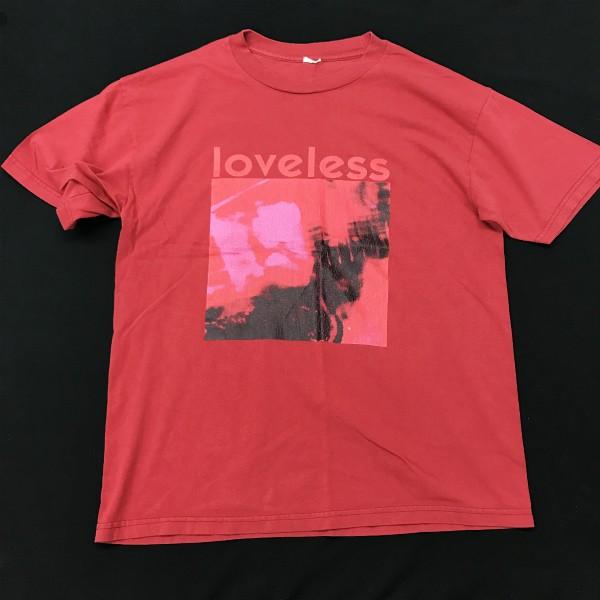 ヴィンテージ My Bloody Valentine Tシャツ(検索 ラブレス マイブラ Loveless シューゲイザー nine inch nails flaming lips好きに