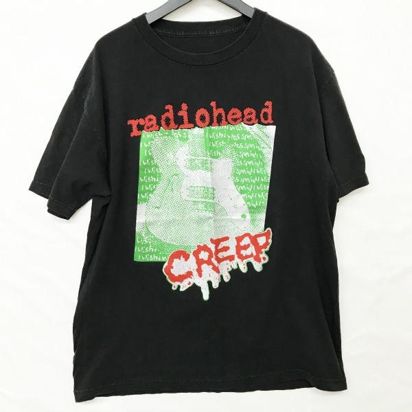 初期 RADIOHEAD Tシャツ(検索 レディオヘッド トムヨーク creep atoms for peace undercover 好きに