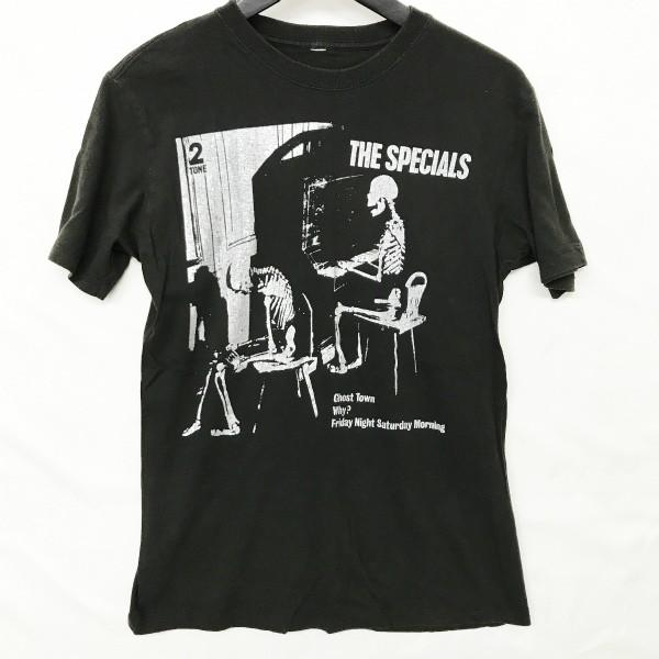 ヴィンテージ SPECIALS Tシャツ(検索 スペシャルズ テリーホール ska mods モッズ ロックT バンドT 好きに
