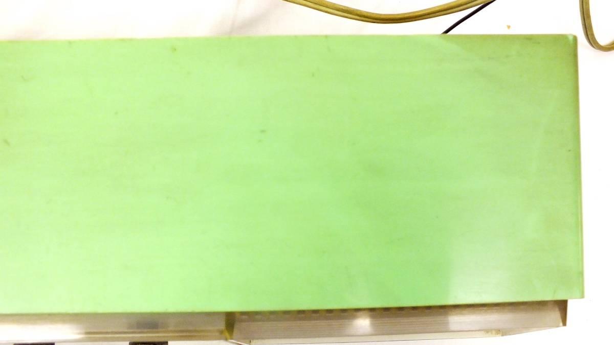 ro3706n000694 TOSHIBA 東芝 ラジオ かなりやS 5YC-608 真空管ラジオ_画像7