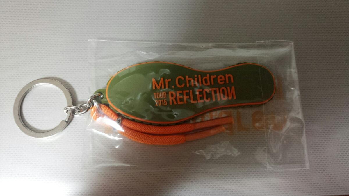 未開封  Mr.Children ミスチル 足音 キーホルダー