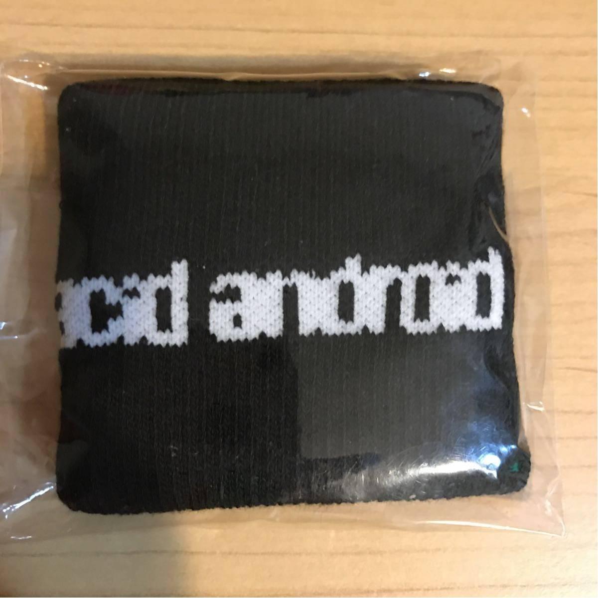 acid android リストバンド