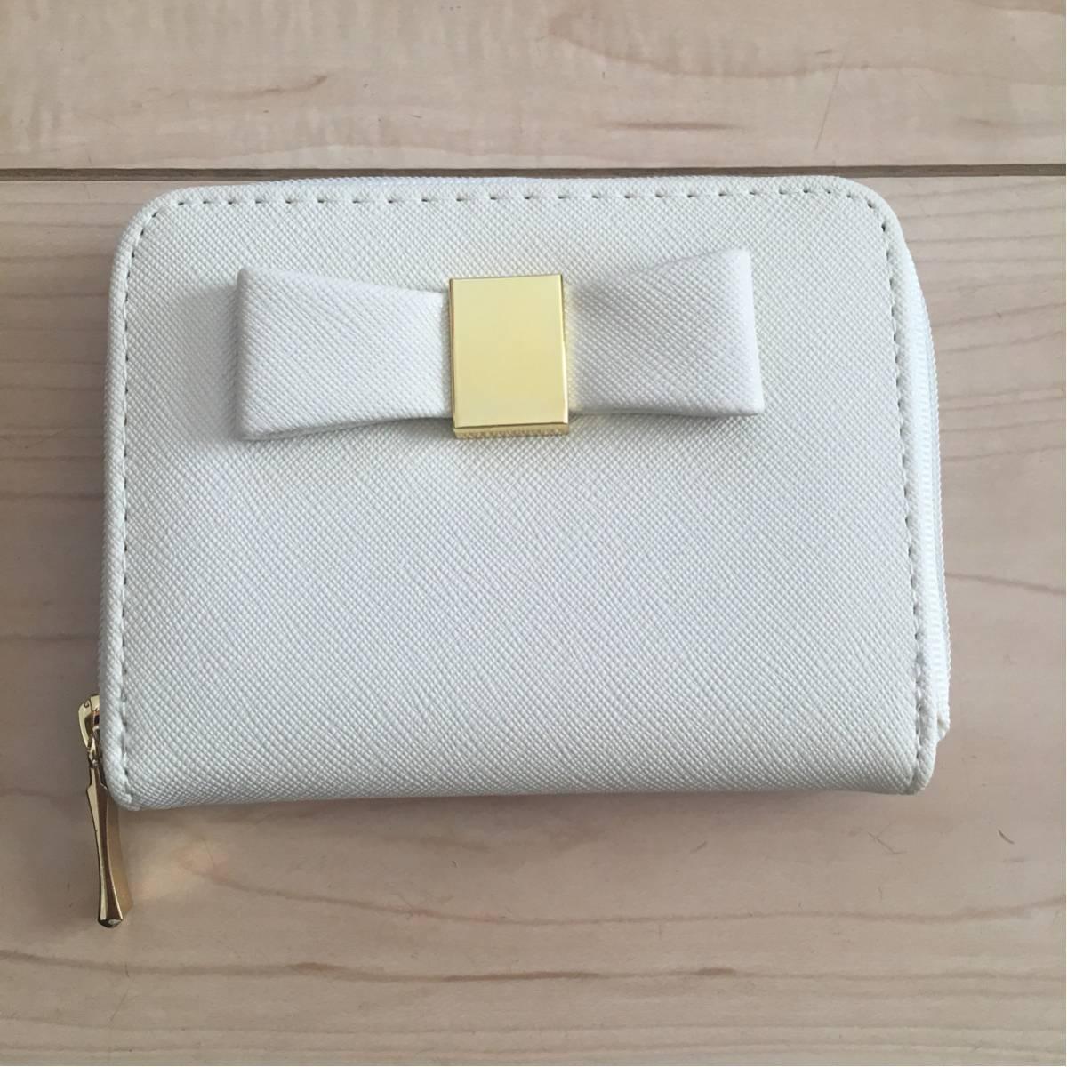 new product 289c9 358c6 代購代標第一品牌- 樂淘letao - リボン付き財布カードケース ...