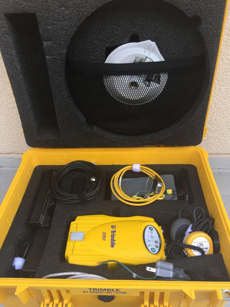 ◎中古◎Trimble GPS-5700Ⅱ(2周波)受信機