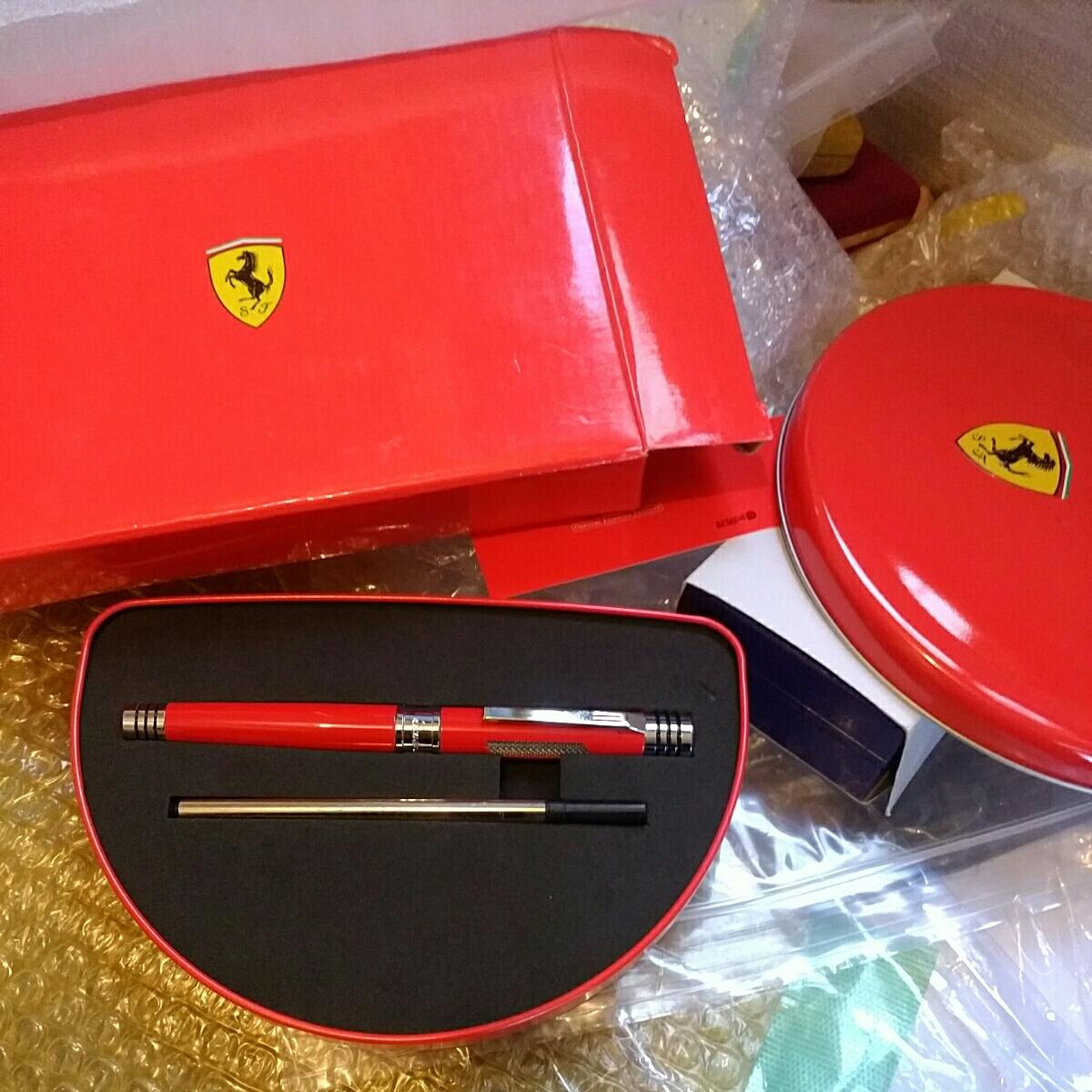 Ferrari ballpoint pen
