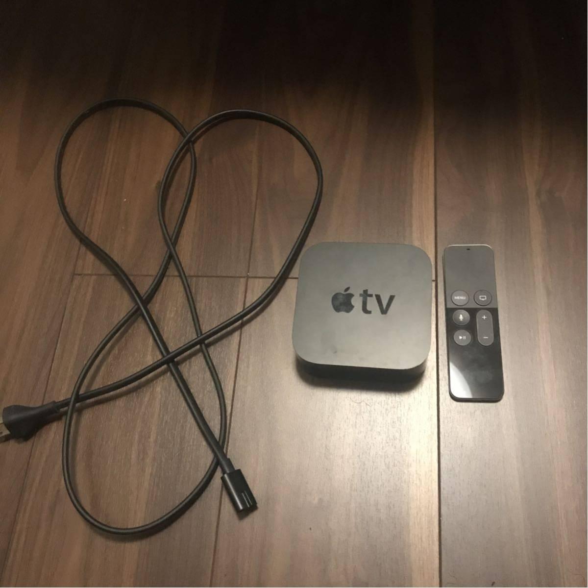 Apple TV 32GB MGY52J/A 第4世代