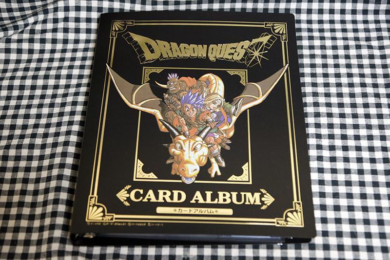 [激レア]ドラゴンクエスト トレーディングバトルカード フルコンプ全212枚+アルバムセット(ドラクエV.VI)_画像1