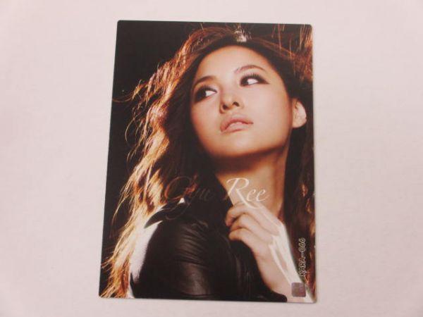 KARA スターコレクションカード/韓国版■ノーマルカード■KARA-066/パク・ギュリ