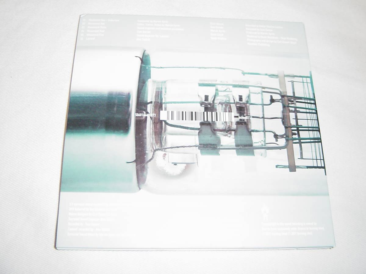 Marvin Ayres 「HARMOGRAM SUITE」 アンビエント系名盤 CD/DVD初回限定盤 CURVED AIR、PORCUPINE TREE関連_画像4