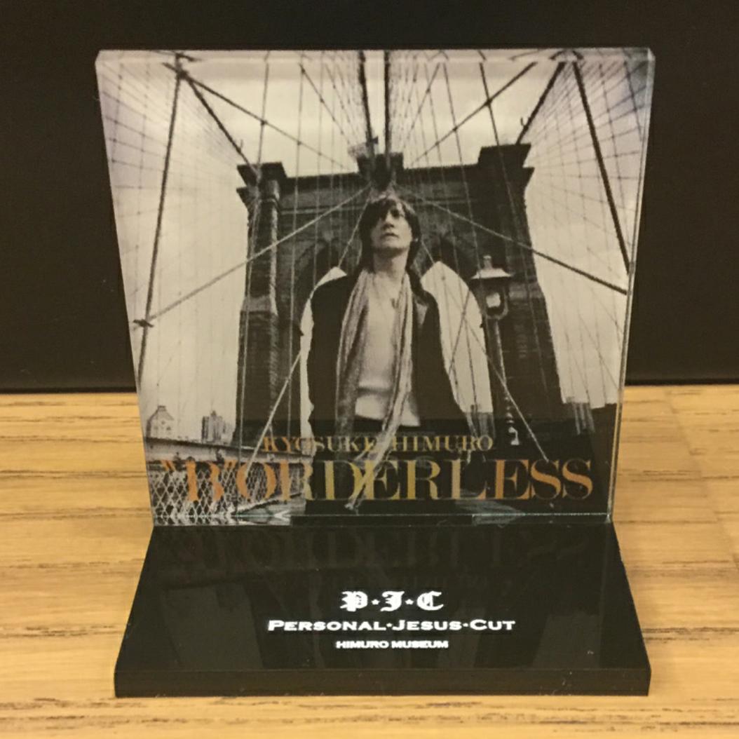 氷室京介Personal Jesus Cut BORDERLESS アルバムミニスタンド