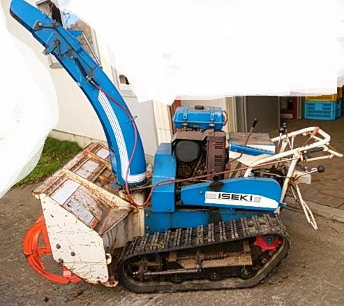 フジイ除雪機 三菱除雪機 イセキ除雪機 シュウターワイヤー FSR1100_画像3