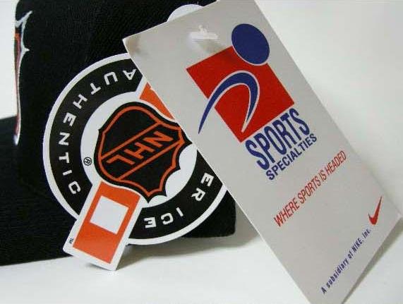 NHL リーグロゴ 90'S VINTAGE ヴィンテージ デッドストック スナップバック キャップ SNAPBACK CAP_画像9