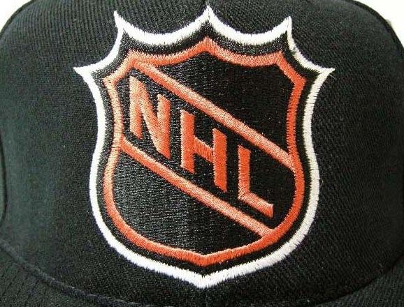 NHL リーグロゴ 90'S VINTAGE ヴィンテージ デッドストック スナップバック キャップ SNAPBACK CAP_画像6