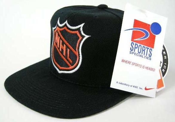 NHL リーグロゴ 90'S VINTAGE ヴィンテージ デッドストック スナップバック キャップ SNAPBACK CAP_画像5
