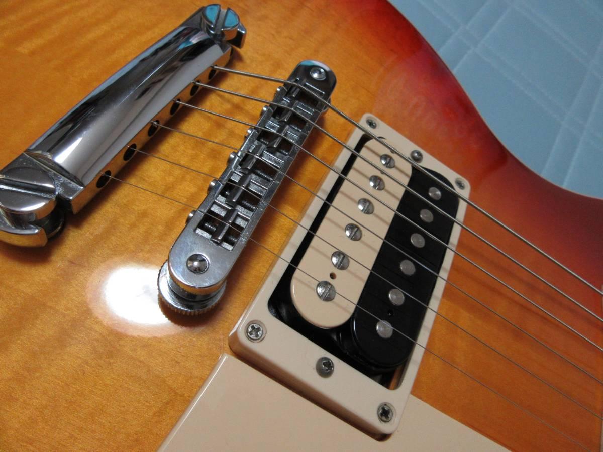 Gibson Lespaul Classic 2014 120th アニバーサリー ギブソン レスポール ヘリテイジチェリーサンバースト 売り切ります!_画像6