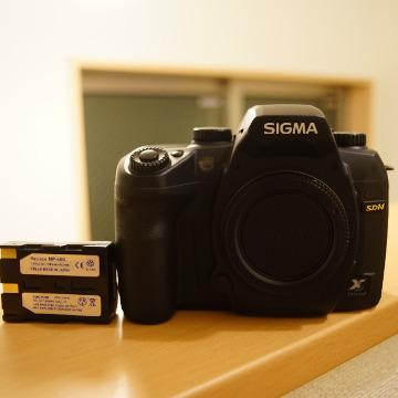 SIGMA SD14 Foveon