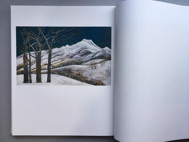 石本正 自選画集 集英社 限定 1450部 額装用素描画付_画像6