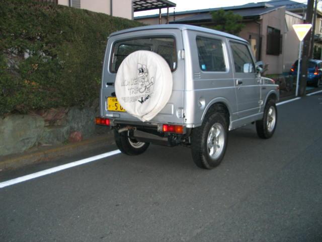 SJ30 ジムニー 車検たっぷり_画像4