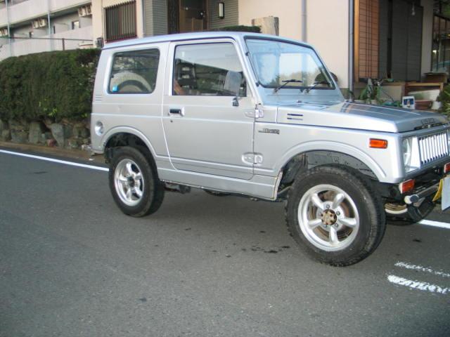SJ30 ジムニー 車検たっぷり_画像3