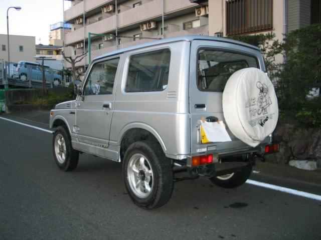 SJ30 ジムニー 車検たっぷり_画像5