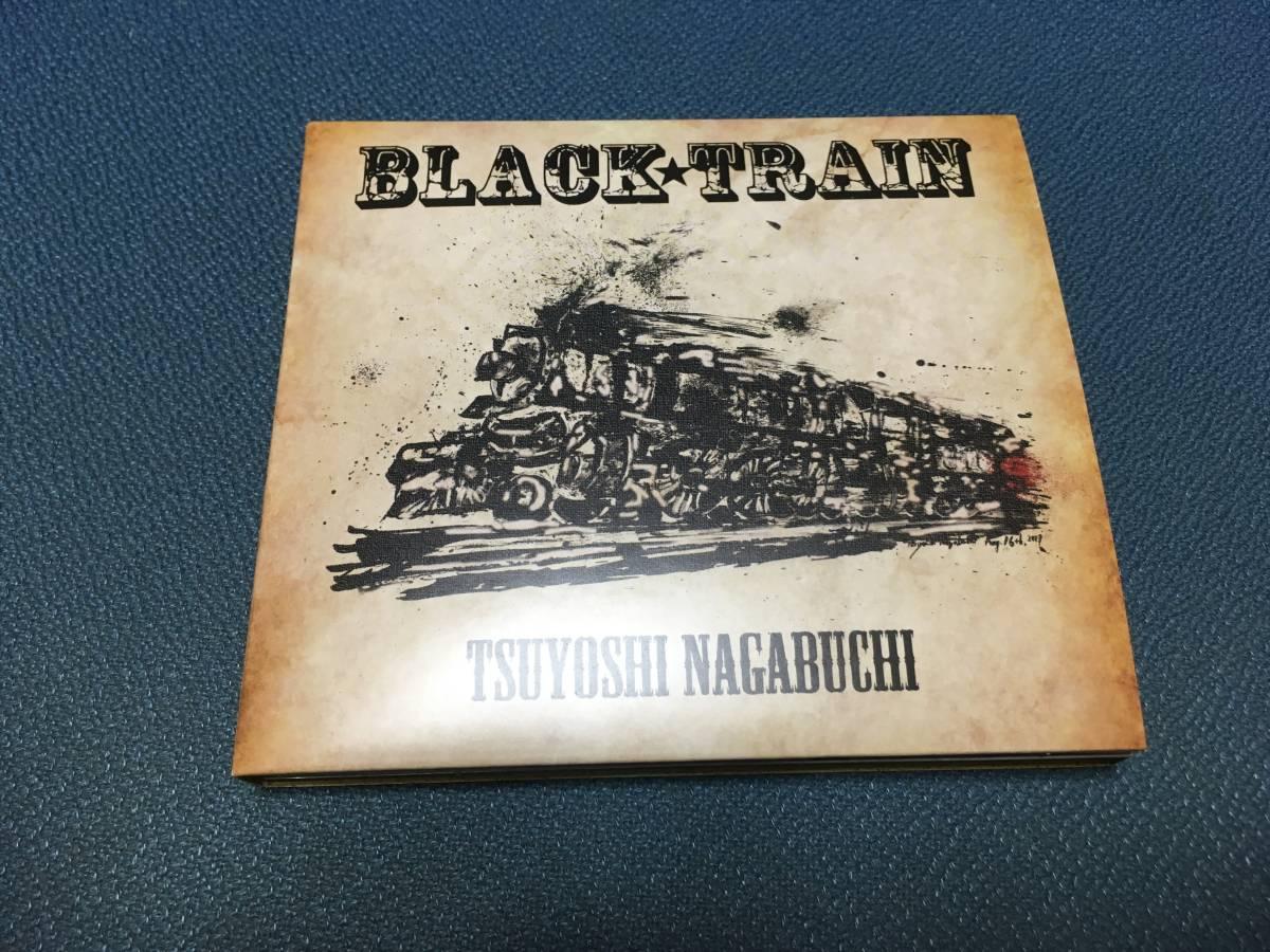 中古 長渕剛 BLACK TRAIN ブラックトレイン CD+DVD 送料込